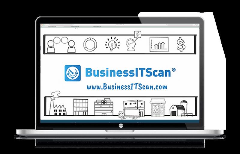 BusinessITScan - Pruijn ICT consultant